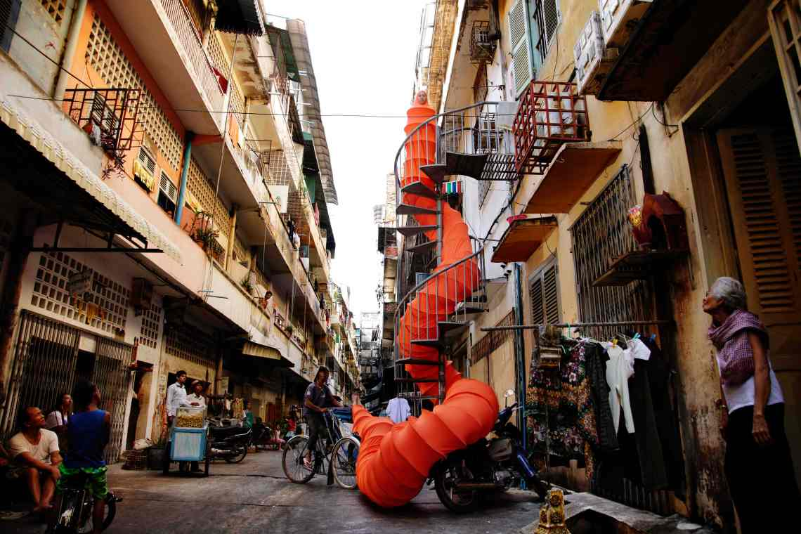 Anida Yoeu Ali, The Buddhist Bug, Spiral Alley, 2012