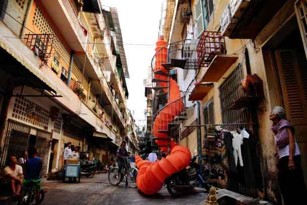 Anida Yoeu Ali, The Buddhist Bug, Spiral Alley, 2012