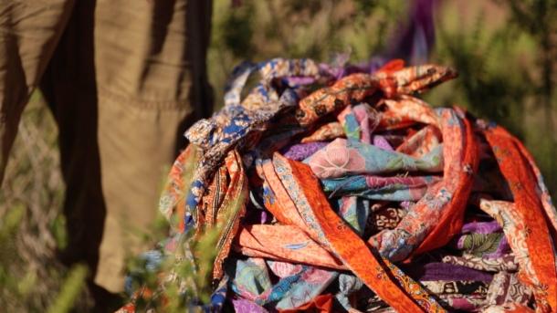 Fabric Pilea