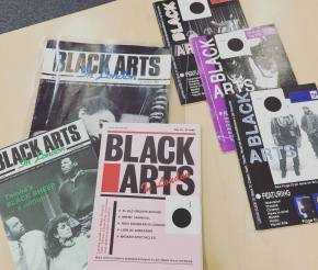 AAA: Stuart Hall Library Archive Workshop